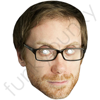 Stephen Merchant Mask