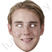Stuart Broad England Cricket Mask