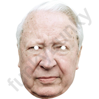 Ted Heath Politician Mask