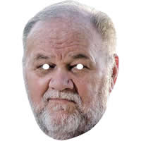 Thomas Markle Mask