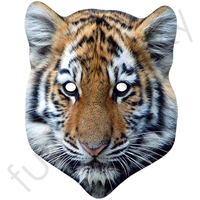 Tiger Animal Mask*