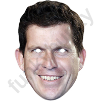 Tim Henman Tennis Mask