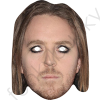 Tim Minchin Comedian Mask