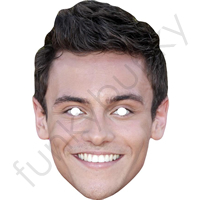 Tom Daley Team GB Olympics Mask
