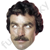 Tom Selleck Mask