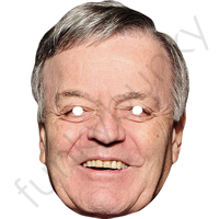 Tony Blackburn Radio DJ Mask