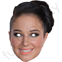 Tulisa X Factor Mask - 2012 Updated Version