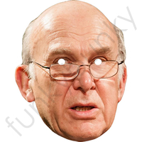 Vince Cable Politician Mask