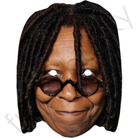 Whoopi Goldberg Mask