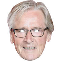 William Roache Actor Mask