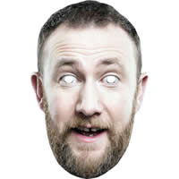Alex Horne Mask