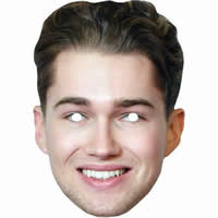 AJ Pritchard Strictly Come Dancing Mask