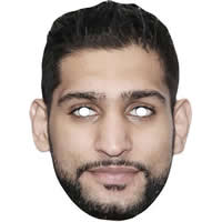 Amir Khan Mask