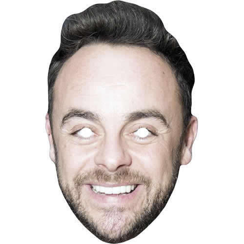 Ant McPartlin 2 Mask