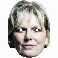Anna Soubry Politician Mask