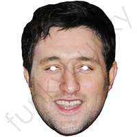 Blue - Antony Costa Mask