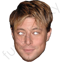 Blue - Duncan James Mask