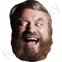 Brian Blessed Mask