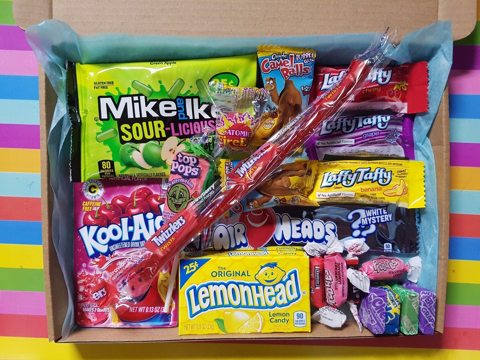 American Candy Gift Box 14