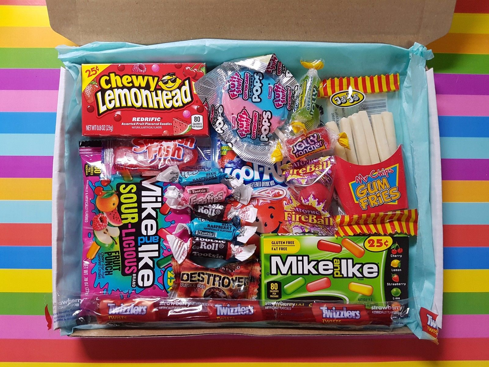 American Candy Gift Box 27
