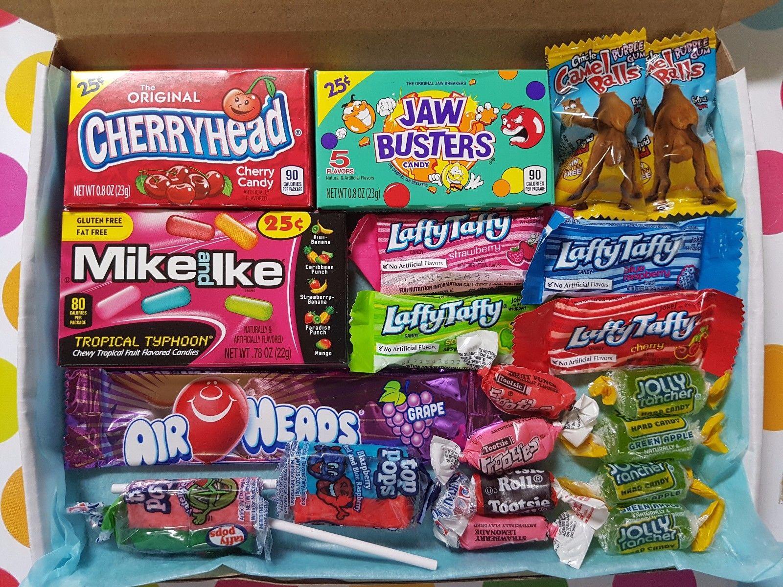 American Candy Gift Box 9 & American Candy Gift Box 233bx15 - Personalised and Celebrity Masks ... Aboutintivar.Com
