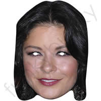 Catherine Zeta Jones Mask
