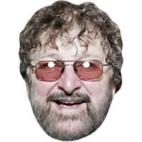 Chas Hodges from Chas & Dave Mask