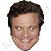 Colin Firth Mask