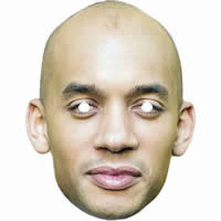 Chuka Umunna Politician Mask