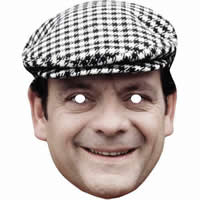David Jason Del Boy Mask