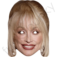Dolly Parton Mask