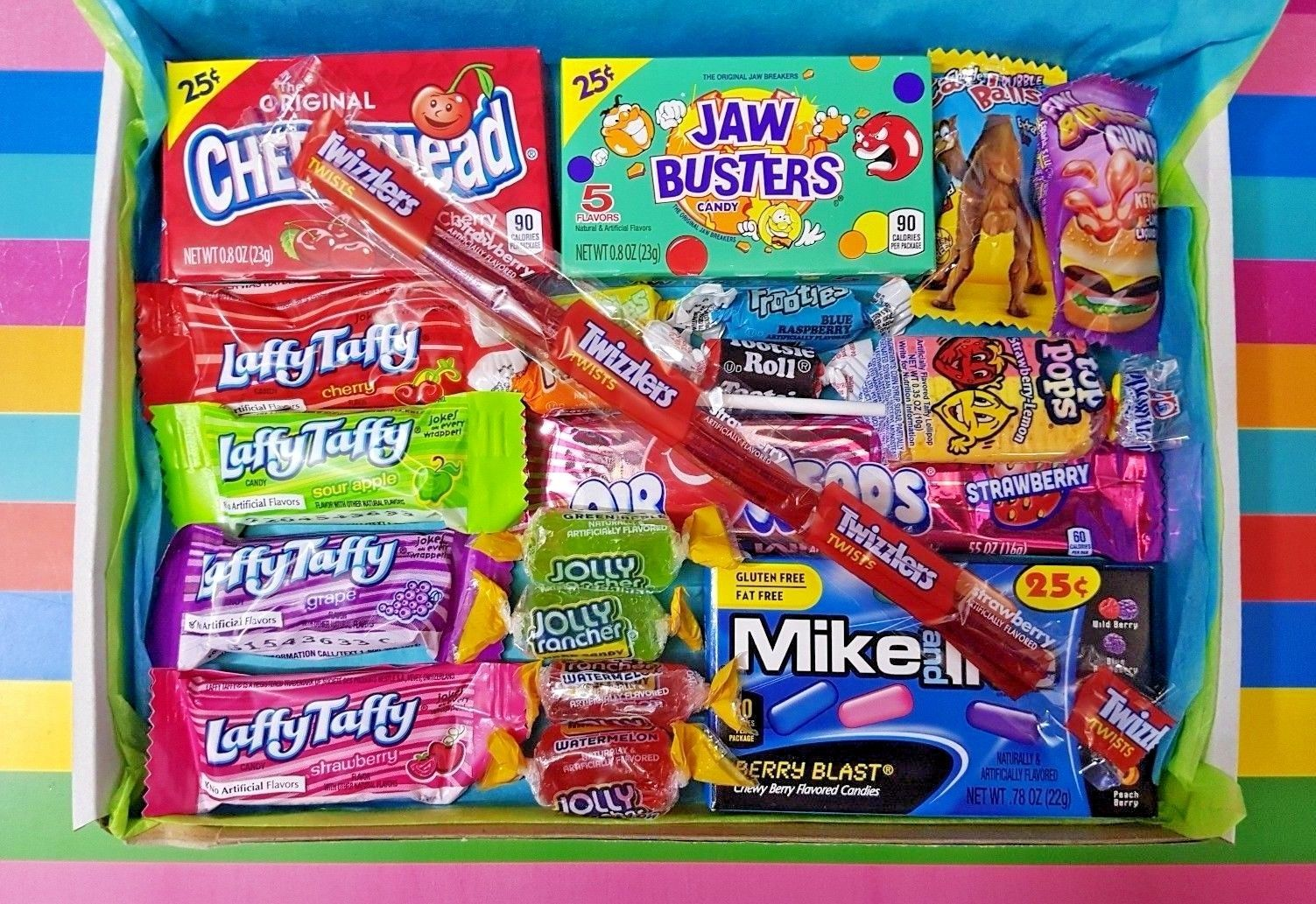 American Candy Gift Box 9