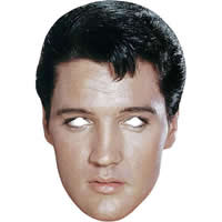 Elvis Presley Version 2 Mask
