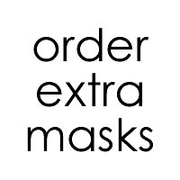 Extra Personalised Masks