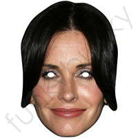 Friends Courtney Cox Mask