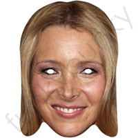 Friends Lisa Kudrow Mask