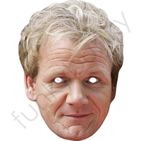 Gordon Ramsay Chef Mask
