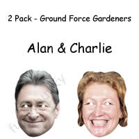 Ground Force Gardeners Masks