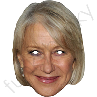 Helen Mirren Mask