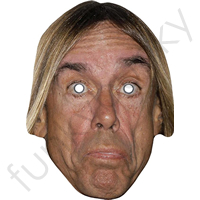 Iggy Pop Mask