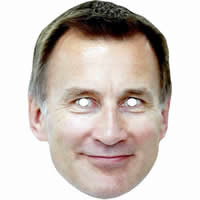 Jeremy Hunt Politician V2 Mask