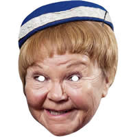 Jimmy Krankie Mask - The Krankies