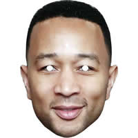 John Legend Mask