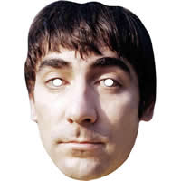 Keith Moon Retro Mask - The Who