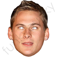 Blue - Lee Ryan Mask