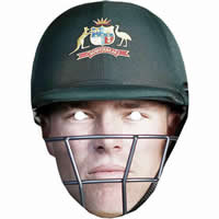 Marcus Harris Australian  Cricket Mask