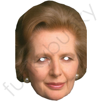 Margaret Thatcher Mask