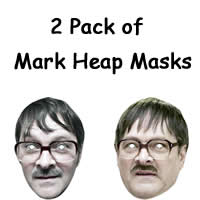 2 Pack - Mark Heap Masks*