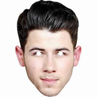 Nick - Jonas Brothers Mask