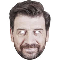 Nick Knowles Mask